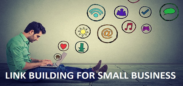 link building for small business
